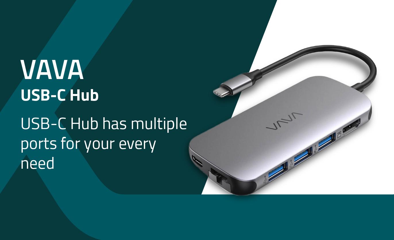 VAVA USB-C Hubs
