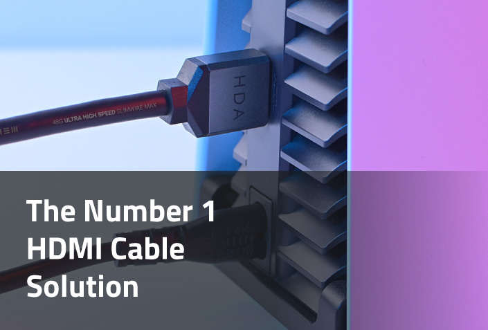 4K HDMI cables from HDANYWHERE