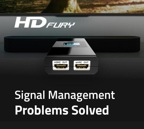 AV Signal Solutions from HDFury