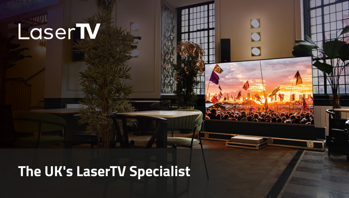 The best VAVA and Vividstorm UST products from the UK's Laser TV Specialist