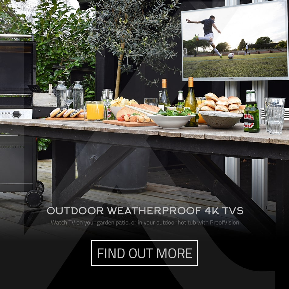 Outdoor AV microsite