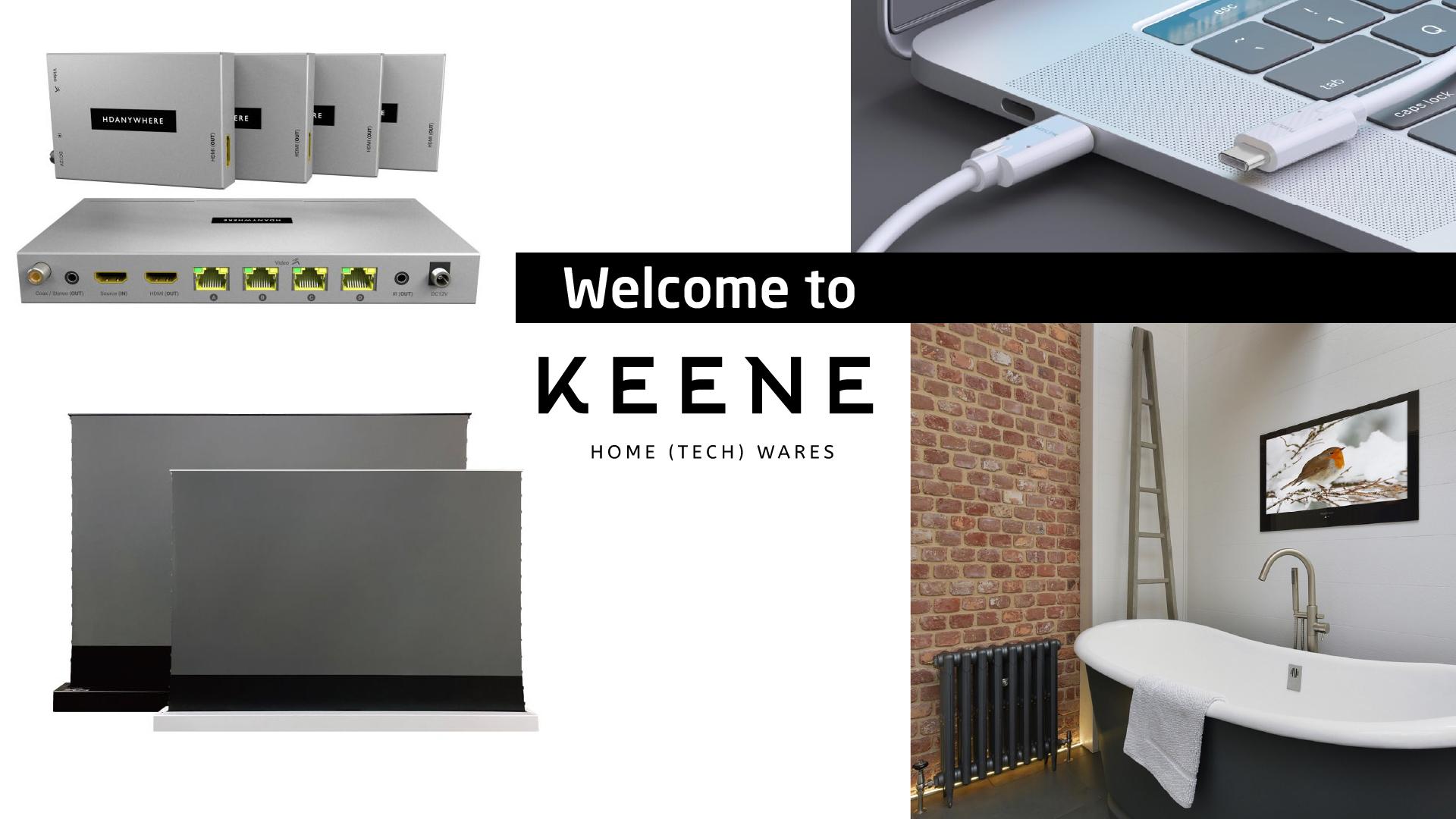 Welcome to KEENE
