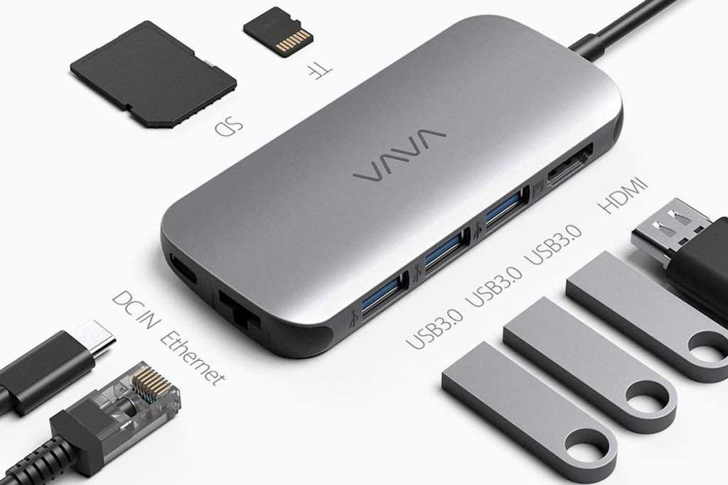 VAVA 8 in 1 USB-C Hub