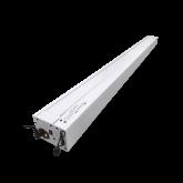 "Vividstorm - 120"" Floor Screen with UST ALR Screen - White"