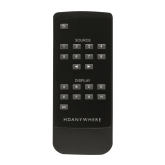 HDANYWHERE - MHUB Master Remote (8 Rooms)