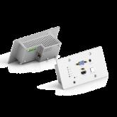 PureTools - HDBaseT Wallplate Transmitter