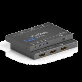 PureTools - HDMI Splitter 1x2, 4K,(60Hz 4:2:0)