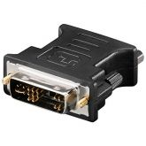 PureAffiliate - DVI/VGA Adapter - Black