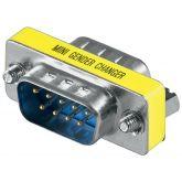 PureAffiliate - Gender Changer D-SUB/D-SUB - silver