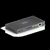 PureTools - Scaler Switcher 2x1, 4K, HDBaseT Output