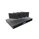 HDANYWHERE - MHUB PRO (4X4) 70 (UK) inc 4 Scaling Receivers