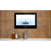 ProofVision 19inch Bathroom TV - Black