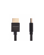 HDANYWHERE - 1m HDMI SlimWire MAX Cable