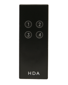 HDANYWHERE - MHUB Room Remote (4 Rooms)