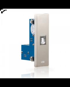 PureID Series - USB-B wallplate