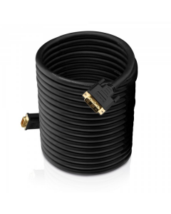 PureInstall - DVI Cable - Single Link 15.00m