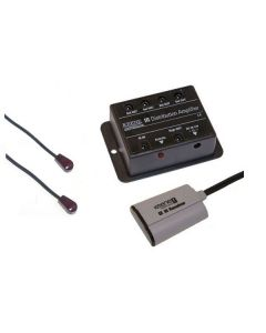 Keene IR Distribution Extender Complete Kit Including Standard IR Receiver