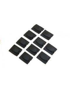 IR Emitter Shield  Flexible Rubber Cover (installer Pack Of 10)