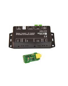 Keene IR Anywhere KIRA-CCS IP Controllable Sensor Reading IR and IP Relay Module