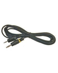 IR Link Cable (2.5mm - 3.5mm Tip & Ground Only) 1.5 Metre