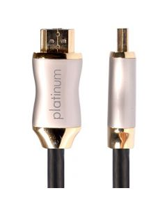 Platinum HDMI Cable (1080p, 4K Support) 1m